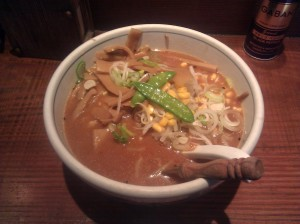 Chicken Soup Japanese Style